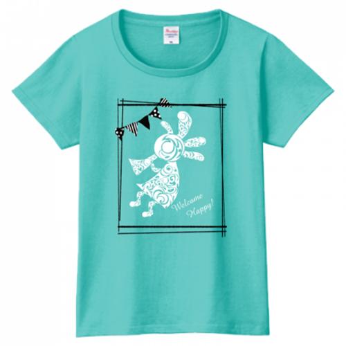 自作のデザインでオリジナルTシャツを作成