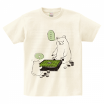 自作イラストでオリジナルのプリントTシャツを作成