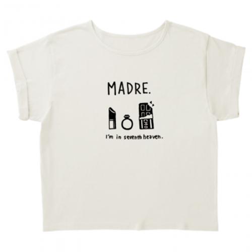 ママのおしゃれイラストでオリジナルTシャツを作成!
