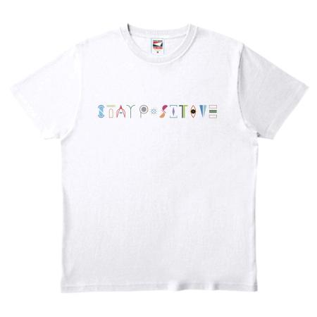 おしゃれな文字デザインのオリジナルTシャツ