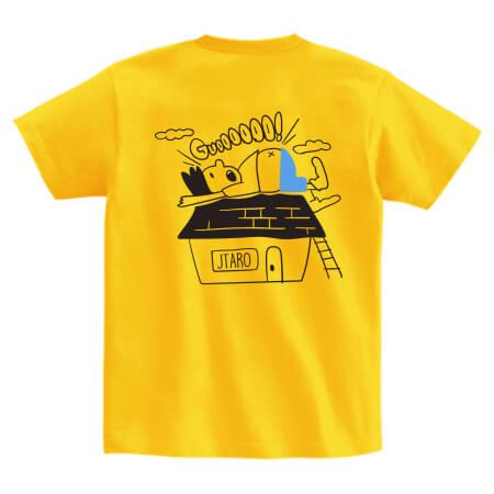 ビッグサイズのオリジナルTシャツを作成