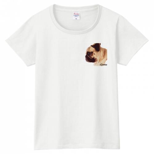 オーダーメイドイラストでプリントTシャツを作成