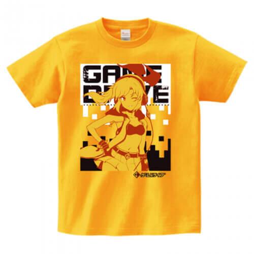 ゲーム情報サイトのオリジナルTシャツを作成