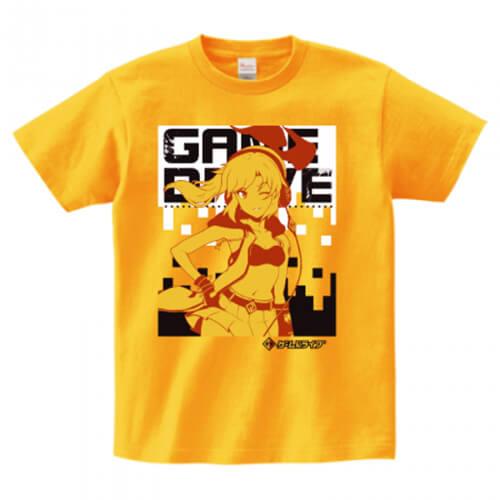 ゲーム情報サイトのオリジナルTシャツ