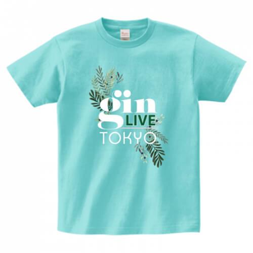 ライブイベントのオリジナルTシャツを作成