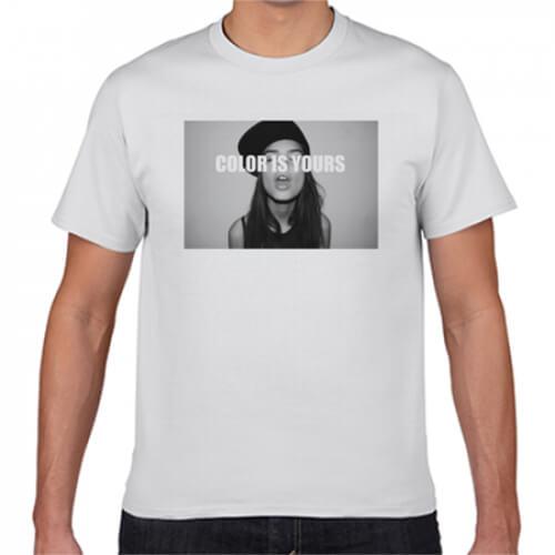 写真をプリントしたおしゃれなオリジナルTシャツ