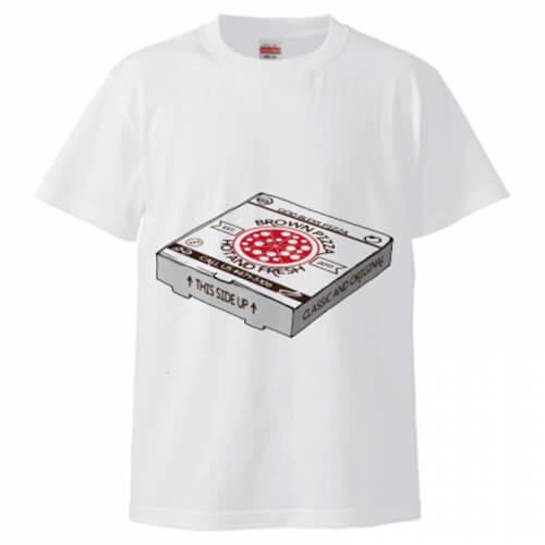 ユニークなデザインを定番シルエットでオリジナルTシャツに