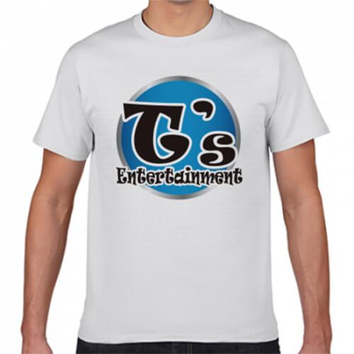 会社オリジナルのプリントTシャツを作成