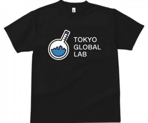 研究室のオリジナルTシャツを作成