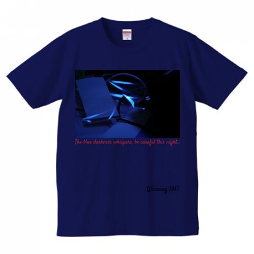 加工写真をプリントしてオリジナルTシャツを作成