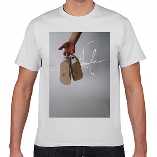 お気に入りの写真でプリントTシャツを作成