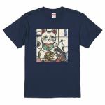 和食屋さんオリジナルのプリントTシャツを作成