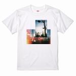 自分で撮った写真をプリントしてオリジナルTシャツを作成
