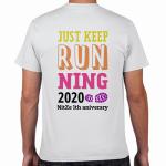 デザインテンプレートを使ってランニングのオリジナルTシャツを作成