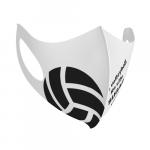 バレーボールのチームマスクをオリジナルで作成