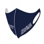 野球チームのロゴ入りマスクをオーダーメイドで作成!
