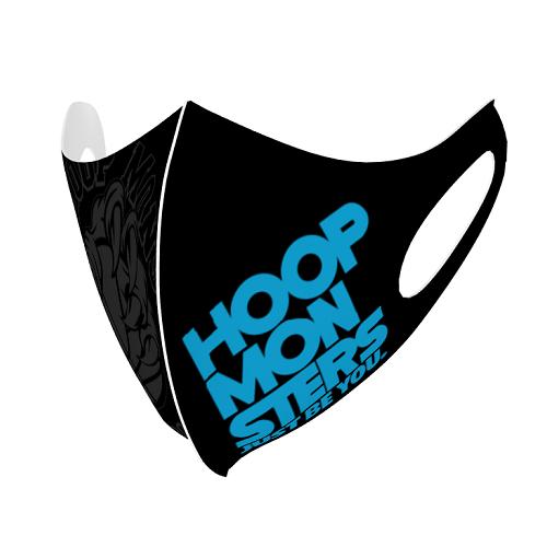 バスケットボールのチームマスクをオリジナルで作成
