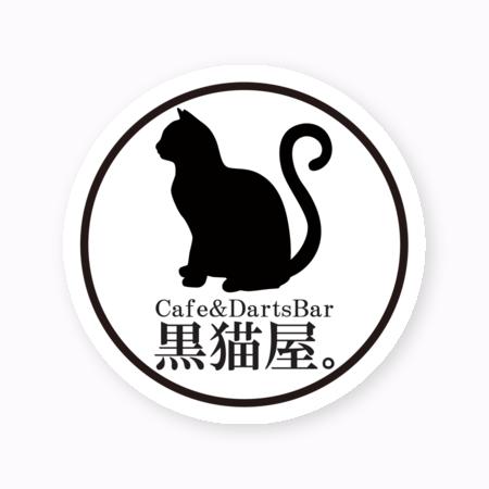 お店のロゴをプリントしてオリジナルステッカーを作成!