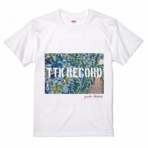鮮やかなイラストデザインをプリントしたオリジナルTシャツ
