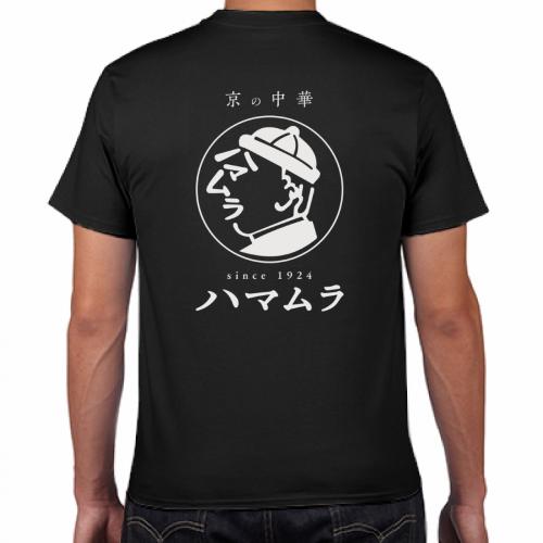 中華料理やさんのオリジナルグッズをシルクスクリーンプリントTシャツで作成