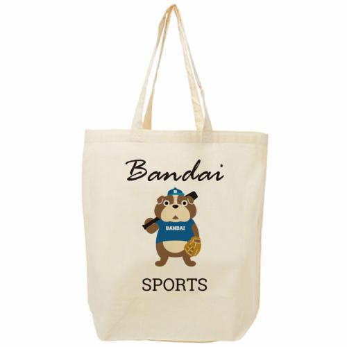 スポーツ店のオリジナルグッズにトートバッグを作成!