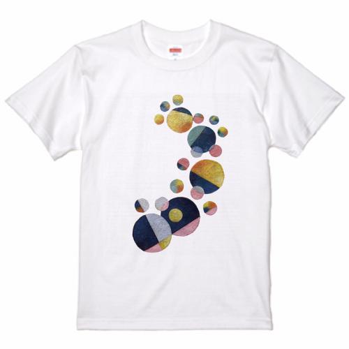 自作のイラストデザインで販売用のプリントTシャツを作成!
