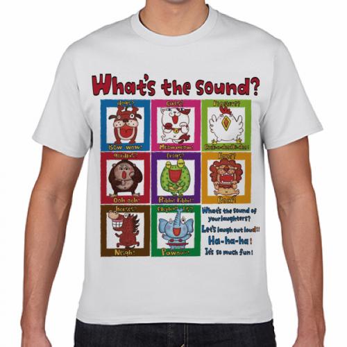 イラストをプリントしてオリジナルの親子Tシャツを作成!