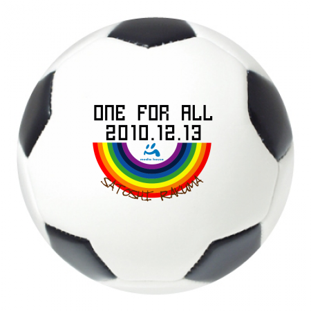 ONE FOR ALLサッカーボール